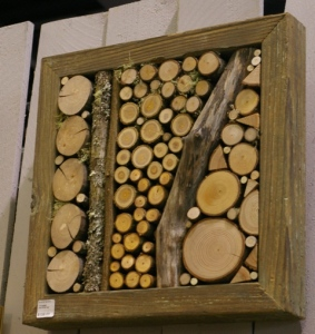 small insect hotel 2