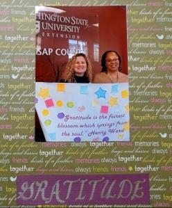 Gratitude topic divider