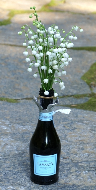 prosecco bouquet small
